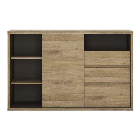 Next Home Sideboards by Modern Home Shetland 1 Door 3 Drawer Sideboard Free