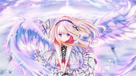 Anime Wings Wallpaper - free wallpapers hd wallpapers desktop wallpapers