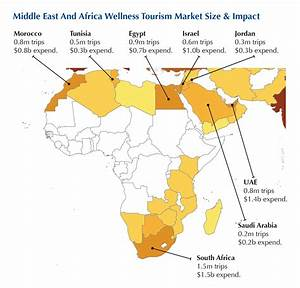 Middle East/North Africa is the Fastest Growing Wellness ...