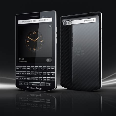 porsche design blackberry official unboxing the porsche design p9983 smartphone