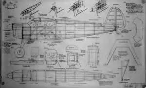elf biplane plan mike whittard  ben buckle