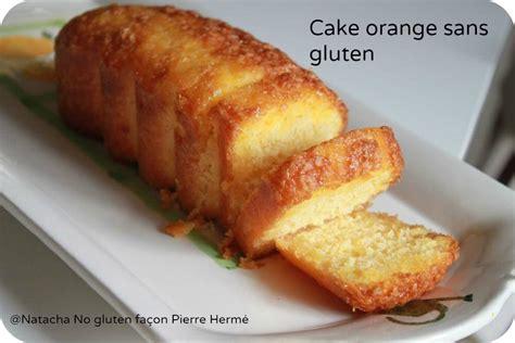 ma cuisine sans gluten cake orange façon hermé sans gluten ma cuisine sans gluten