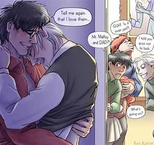 Harry Potter Fa... Drarry Fanfics