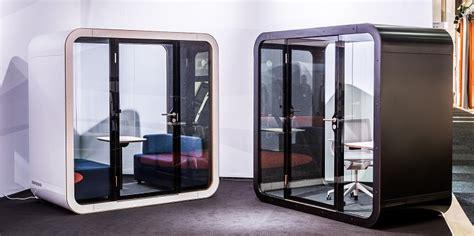 bureau cabine la qualité de vie au bureau liée à l 39 acoustique