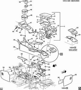 2004 Chevy Blazer Cooling System Diagram