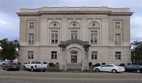 Federal Building At Selma, Al (completed 1909; Listed On