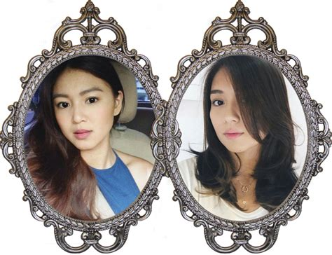 nadine lustre course we re seeing double check out these celebrity lookalikes