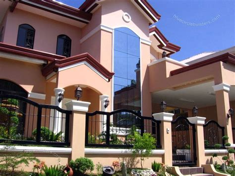 simply beautiful timeless style family home  house design ideas house design philippines