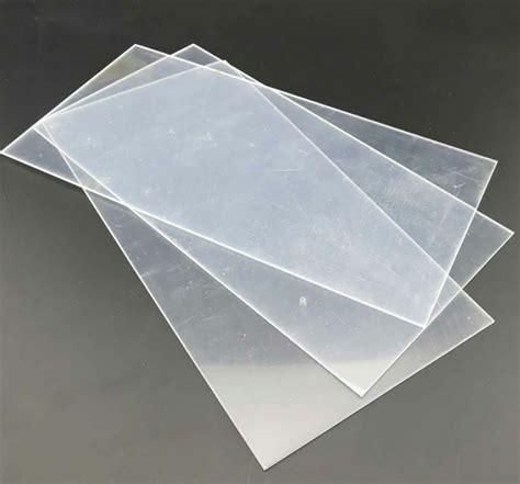 4mm a4 clear perspex acrylic plastic plexiglass cut 210mm