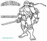 Ninja Coloring Pages Turtle Nickelodeon Turtles Mutant Teenage Leonardo Tmnt Printable Shredder Splinter Master Colouring Thundermans Cartoon Activity Pdf Sheets sketch template