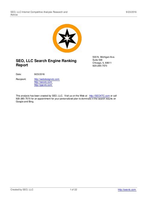 On Search Engine Rankings by 8 18 16 To 7 26 16 Organic Search Engine Rankings Catering 2