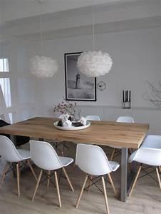 les 25 meilleures idees concernant chaises blanches sur With salle a manger pinterest