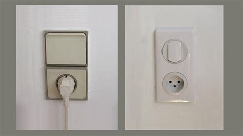 prise et interrupteur changer une prise de courant avec interrupteur