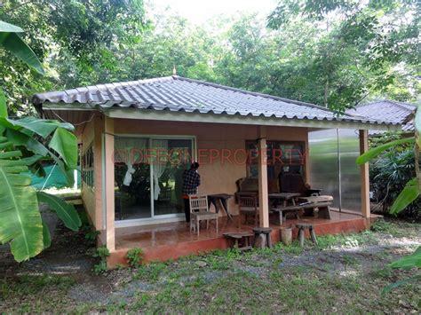 location maison 2 chambres maison avec 2 chambres à louer klong prao koh chang