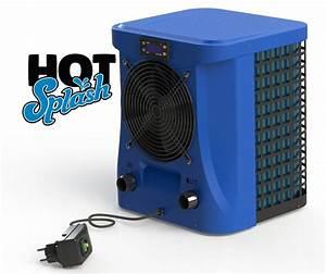 Pool Wärmepumpe Stromverbrauch : w rmepumpe hot splash plug play 2 4 kw heizleistung ~ Frokenaadalensverden.com Haus und Dekorationen