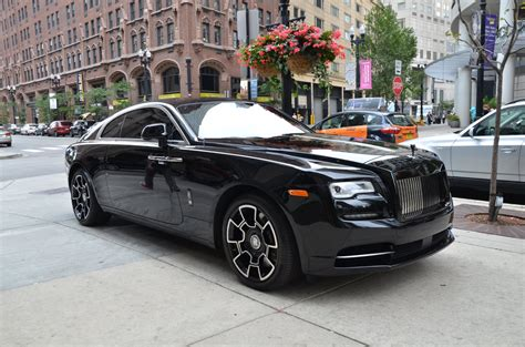 rolls royce wraith black badge  sale special