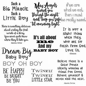Quotes about Bo... Baby Boy Life Quotes