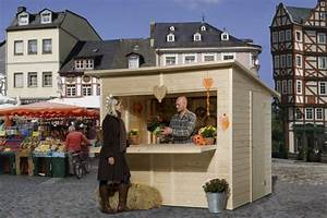 Verkaufsstand Selber Bauen : verkaufsstand verkaufsbude holz marktstand bausatz mit gro er theke kaufen im holz haus ~ Orissabook.com Haus und Dekorationen