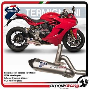 Ducati Supersport 939 : termignoni scream exhaust titan racing ducati supersport 939 2017 ebay ~ Medecine-chirurgie-esthetiques.com Avis de Voitures