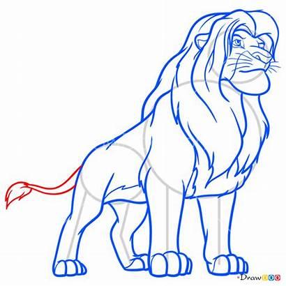 Lion Guard Draw Simba Step Webmaster автором