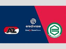 AZ Alkmaar vs FC Groningen Preview and Prediction Live