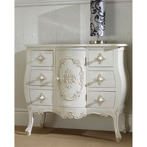 attractive french bedroom furniture  antique white