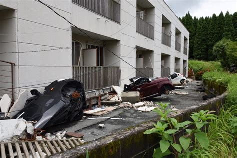 How A M=6 Earthquake Triggered A Deadly M=7 In Japan