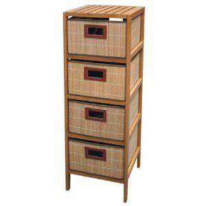 Regale Mit Körben : bambus regal mit 4 k rben bambus regal mit 4 k rben ~ A.2002-acura-tl-radio.info Haus und Dekorationen