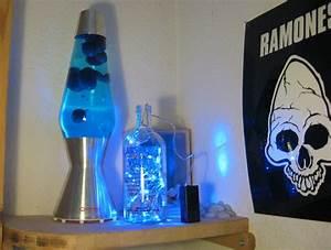 Flasche Mit Lichterkette : bezaubernd absolut vodka flasche mit blauer led ~ Lizthompson.info Haus und Dekorationen