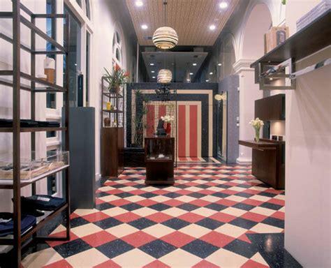 checkered vinyl flooring melbourne lino with betty jo designs lino today the design