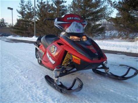 ski doo gsx sport ss   sale  snowmobile
