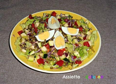 comment decorer une salade composee 1000 id 233 es sur le th 232 me salade de l 233 gumineuse sur salade salade de pois chiche et cebu