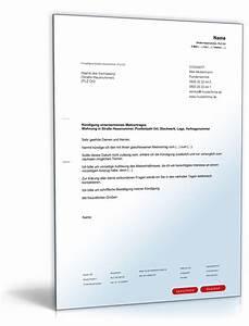 Mietvertrag Gekündigt Mieter Zieht Nicht Aus : vordruck k ndigung mietvertrag k ndigung vorlage ~ Lizthompson.info Haus und Dekorationen