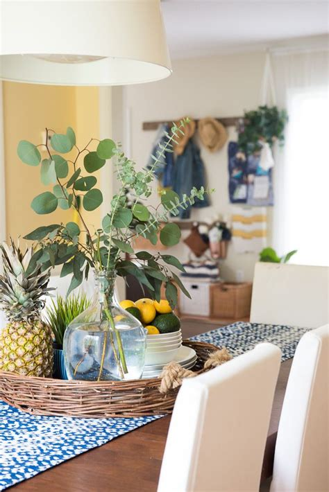 Ideas For Decorating Your Kitchen Table by Summer Home Tour 2016 Dining Room Ideas Dining Room