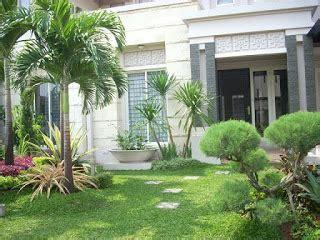 tanaman taman depan rumah kembang taman