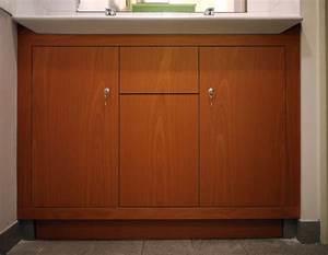 Meuble Sous Lavabo But : meuble sous lavabo sur mesure menuiserie desnoyer ~ Dode.kayakingforconservation.com Idées de Décoration