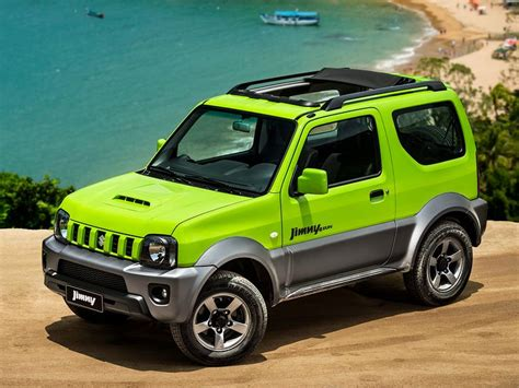 There are places in the world only the jimny can go. Mamy pierwsze informacje o nowym Suzuki Jimny | Autokult.pl