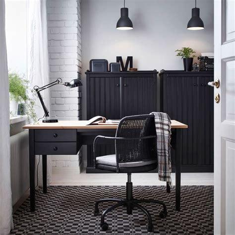 coin bureau 224 avec bureau et table d appoint arkelstorp en