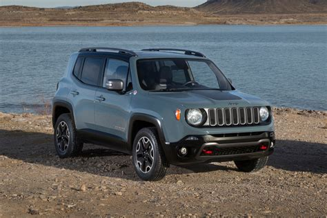 2017 Jeep Renegade Suv Pricing