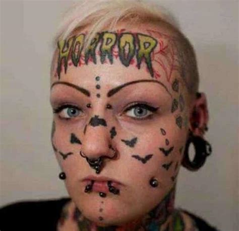 spectacularly bad face tattoos