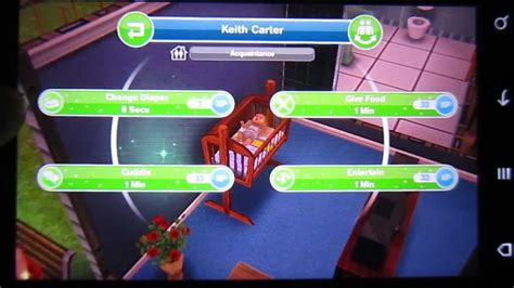 baby   sims freeplay android