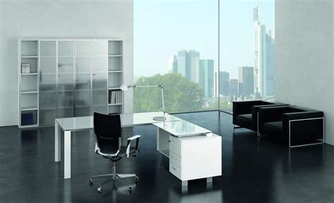bureaux verre bureau de direction en verre x7 2m mobilier bureau