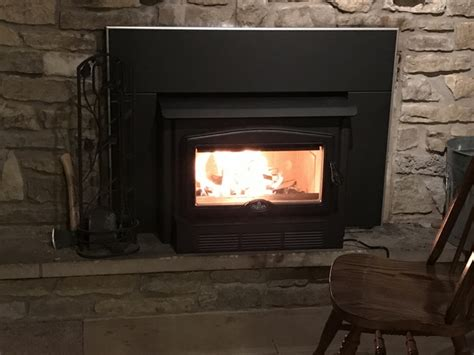 Osburn 2400 High Efficiency Epa Woodburning Insert With Blower