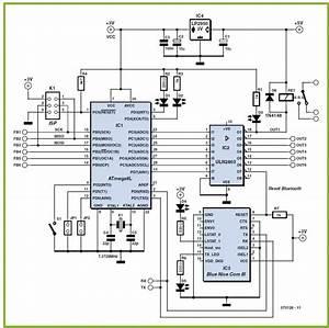 Circuit Diagram Of Mobile Jammer