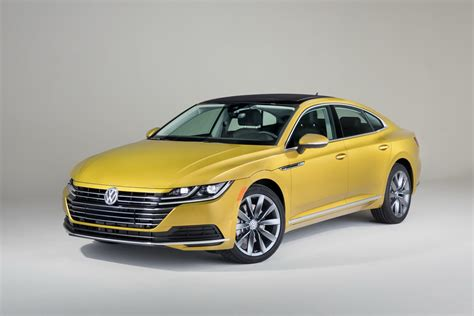 Volkswagen Arteon Comes To America, Replaces Cc As