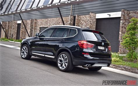 2015 Bmw X3 Xdrive30d Review (video) Performancedrive