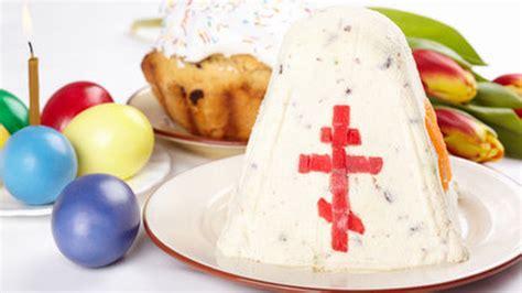 cuisine traditionnelle russe la paskha le fromage blanc russe de pâques