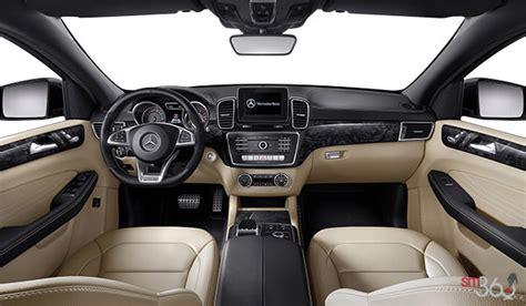Abundant list of standard safety, tech and luxury features. GLE Coupé 43 4MATIC AMG 2019 - À partir de 80 495 ...