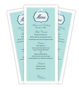 wedding reception template recession brings many benefits for brides to be for wedding programs and printed materials
