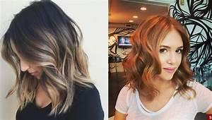 Coiffure Tendance 2016 Femme : coiffure cheveux mi longs coiffure simple et facile part 3 ~ Melissatoandfro.com Idées de Décoration